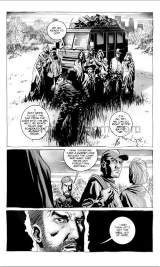 The Walking Dead Graphic Novel Epub